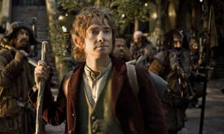 One ruling to bind them … Warner Bros's The Hobbit: An Unexpected Journey.