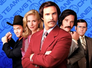 ANCHORMAN:THE