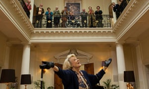 Exotic Marigold Hotel Review Guardian