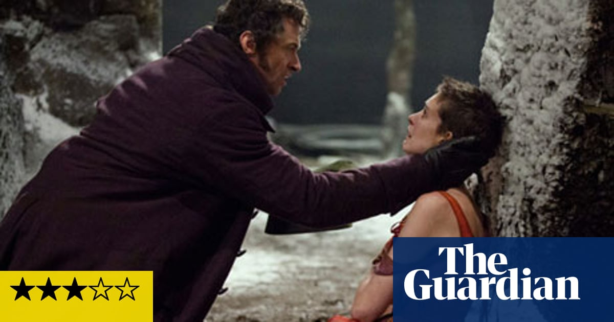 Les Miserables First Look Review Hugh Jackman The Guardian