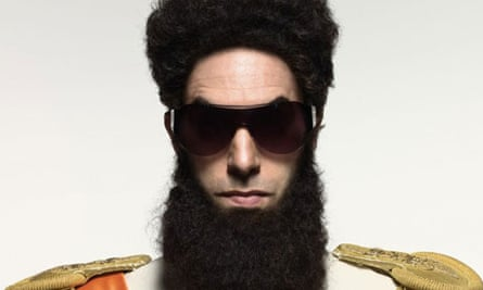 Sacha Baron Cohen in The Dictator