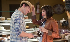 Channing Tatum and Rachel McAdams in The Vow.