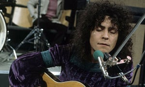 Marc Bolan in 1971