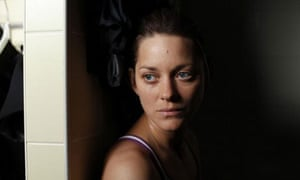 Marion Cotillard in Jacques Audiard's Rust and Bone, showing at Cannes film festival 2012