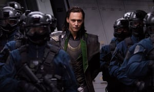Tom Hiddleston in Avengers Assemble