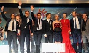 Avengers Assemble London premiere