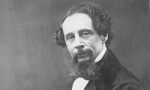 Liberal arts … Charles Dickens in 1860.