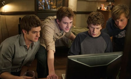 The Social Network: Aaron Greenspan claims he invented 'The Facebook' in September 2003