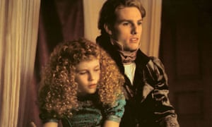 Tom Cruise and Kirsten Dunst in Interview with the Vampire