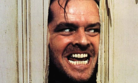Here's Johnny!': The Shining scene is scariest in movie history, claims  study | Horror films | The Guardian