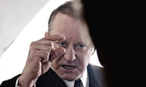Stellan Skarsgard in The King of Devil's Island