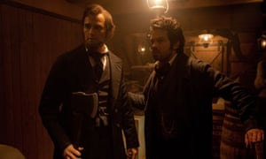 Benjamin Walker and Dominic Cooper in Abraham Lincoln: Vampire Hunter