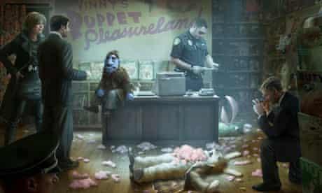 happytime murders concept art