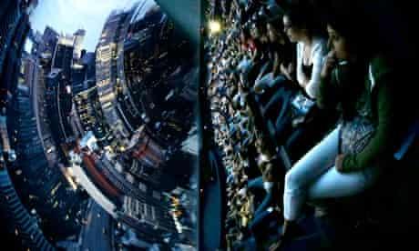 Imax screening of The Dark Knight Rises