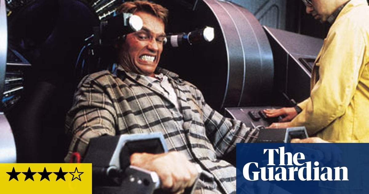 Total Recall review – gym built Schwarzenegger stands the test of time