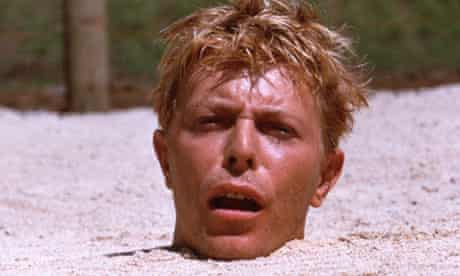 David Bowie in Merry Christmas, Mr Lawrence