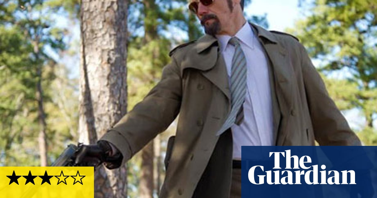 The Iceman Review Film The Guardian