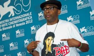 Spike Lee sings Michael Jackson's praises at Venice film ...