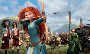 Brave - Pixar film