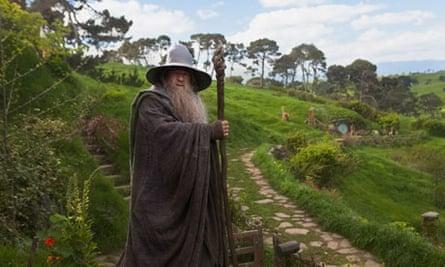 Gandalf in The Hobbit: An Unexpected Journey