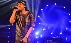 Kendrick Lamar Performs In London