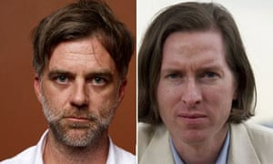 Paul Thomas Anderson and Wes Anderson