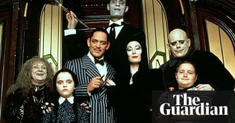 A Halloween announcement: Addams Family to be reincarnated as ...