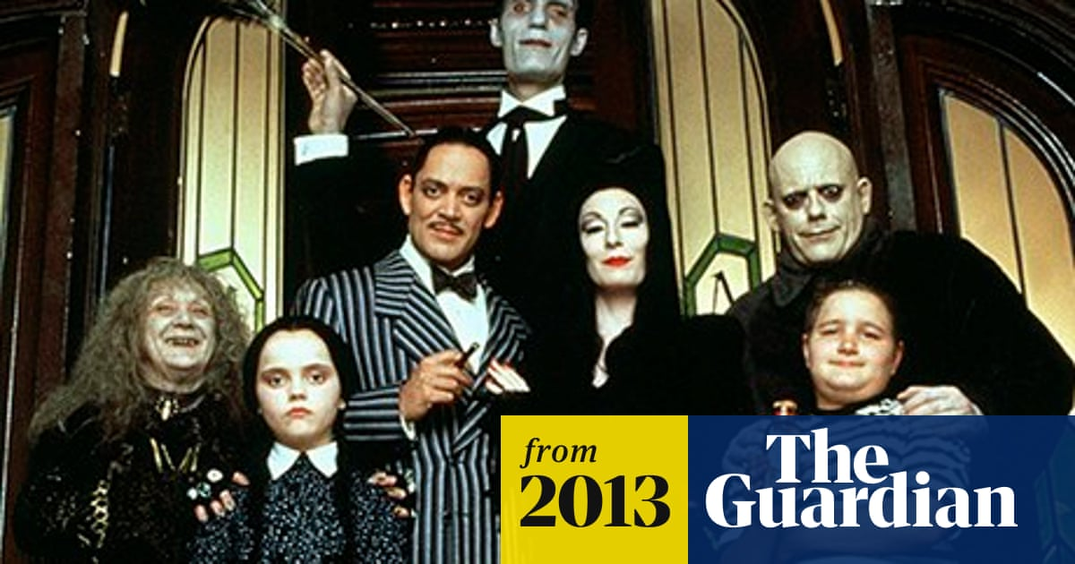 Addams Family Halloween Party.A Halloween Announcement Addams Family To Be Reincarnated As