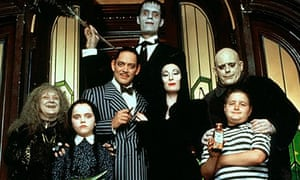 1991 the addams family