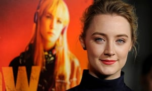 Saoirse Ronan at the LA premiere of How I Live Now on 5 November