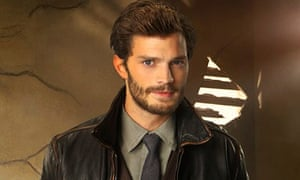Jamie Dornan guest-starring in Once Upon a Time