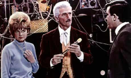 Dr. Who & the Daleks films till