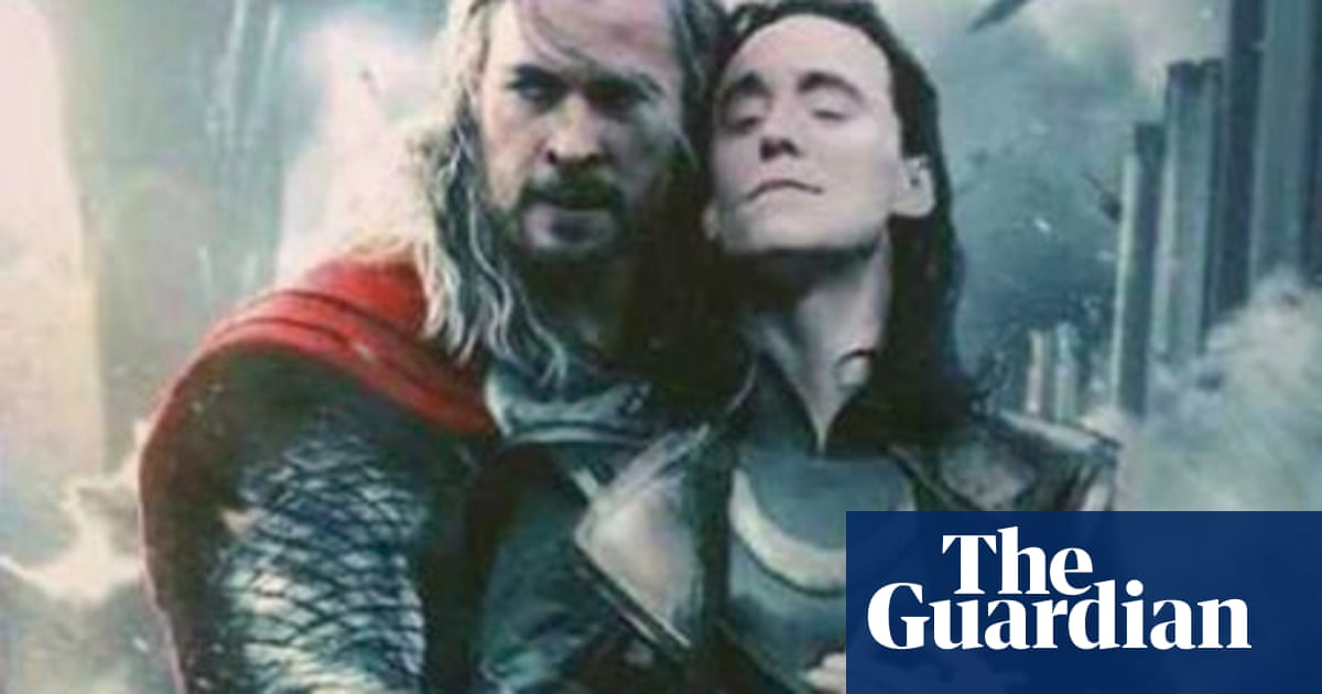 Thor 2: Chinese cinema accidentally uses faked Thor and Loki