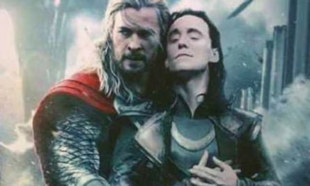 Thor: The Dark World - the wrong poster