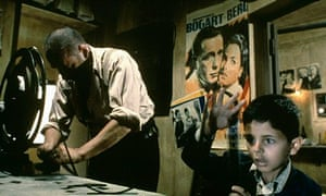 salvatore cascio cinema paradiso is about the power of dreams   the film reminds us that we can and must keep on dreaming the young salvatore cascio alongside philippe noiret in cinema paradiso