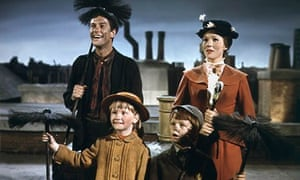 How We Made Mary Poppins Film The Guardian