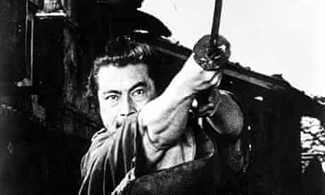 Yojimbo film still