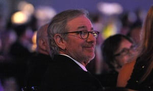 Steven Spielberg this week. But will his Lincoln scoop a hotly contested best picture Oscar?