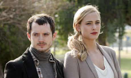 Elijah Wood and Nora Arnezeder in Maniac