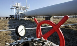 A Russian gas pipeline: a Cyprus bailout levy is unlikely to include a gas cut-off