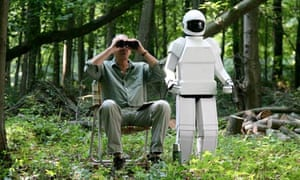 robot frank review film the guardian
