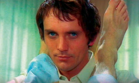 Terence Stamp in Theorem