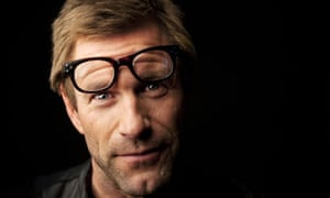 1ab1ead75fb74 Aaron Eckhart: 'You're giving me a heart attack' | Film | The Guardian