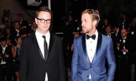 Ryan Gosling and Nicolas Winding Refn at Cannes film festival in 2011.
