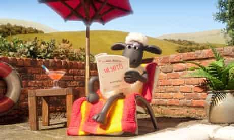 shaun the sheep movie promo