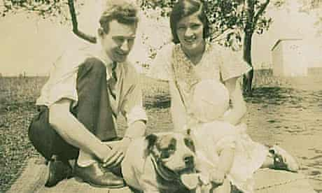 Emma Brockes's grandfather, Jimmy, her grandmother and mother, Pauline