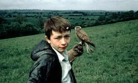 David Bradley in a still from Ken Loach's Kes (1969).