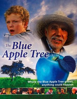 The Blue Apple Tree