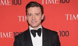 Justin Timberlake at the Time 100 gala last month.