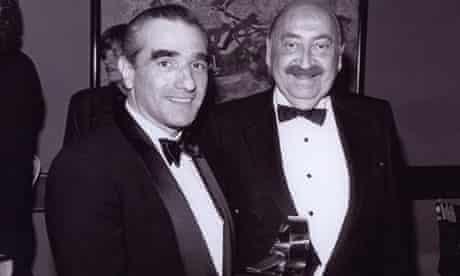 Martin Scorsese and Saul Bass